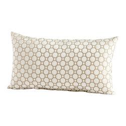 Cyan Design - Raindrops Keep Falling Pillow - -Raindrops Keep Falling Pillow