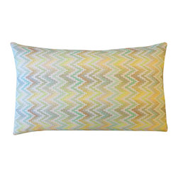 Jiti - Jiti Lux Pillow - Expressive colors, dynamic patterns and diverse materials in conjunction with clean, modern design - this is Jiti.