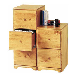 Renovators Supply - File Cabinets Country Pine File Cabinet 3 drawer 38 H x 15 1/2 W - Shaker File Cabinet. This 3 drawer unit has built-in file hangers and full suspension drawers for legal and letter size files.  It measures 38 in. high x 15 1/2 in. wide x 19 1/2 in. deep.  It comes finished in our Country Pine stain.