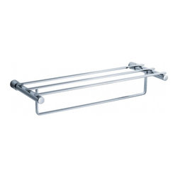 Fresca - Fresca FAC0142 Magnifico 23 Inches Towel Rack - Fresca FAC0142 Magnifico 23 Inches Towel Rack