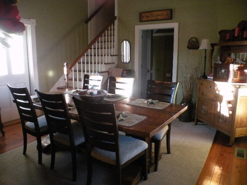 I Would Like To Combine My Kitchen And Dining Room All