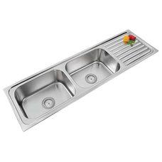 Asian Kitchen Sinks by Anupam Sinks