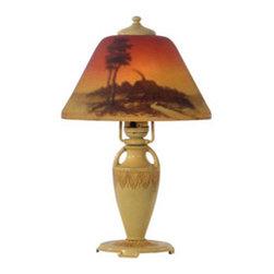 Lamps - Moe Bridges Boudoir Lamp