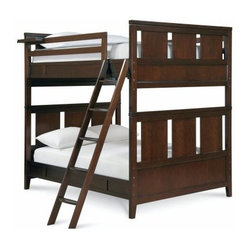 Free Style Full over Full Bunk Bed