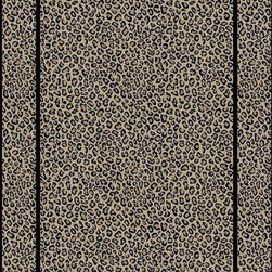 """Concord Global - Leopard Beige 3'11""""X5'7"""" Rectangle Woven RugJewel Collection - Jewel collection is machine-made in Turkey using 100% heat-set polypropelene. These traditional to contemporary rugs will make a colorful addition to any area."""