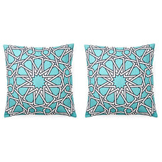 contemporary pillows by One Kings Lane