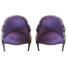 Living Room Chairs by EcoFirstArt