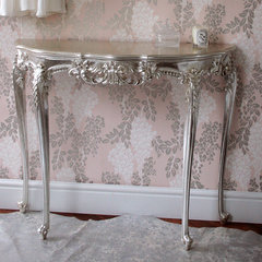 traditional side tables and accent tables by The French Bedroom Company