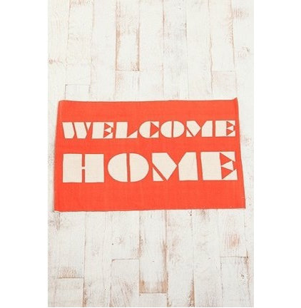 modern doormats by Urban Outfitters