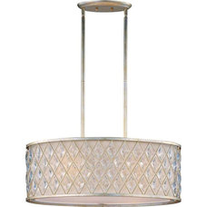 Contemporary Kitchen Island Lighting by Mylightingsource