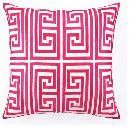Modern Decorative Pillows by Julie Thigpen