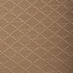 Diamond - Espresso Upholstery Fabric - Item #1011593-289.
