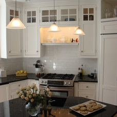 Traditional  by Cook & Cook Cabinetry