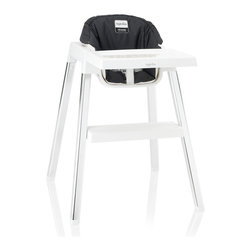 Inglesina - Club Highchair - Graphite - Club Highchair - Graphite
