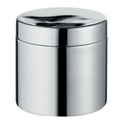 "Alessi - Alessi ""Llusa"" Kitchen Container, Mirror Polished, Medium - Kitchen container in 18/10 stainless steel, mirror polished. Designed by Lluis Clotet."