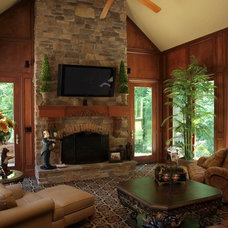 Traditional Living Room Home Building/Remodeling
