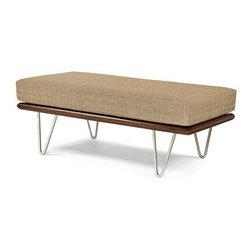 Modernica - Modernica | Case Study V-Leg Convertible Table Ottoman - Design by Modernica Studio, 2010.
