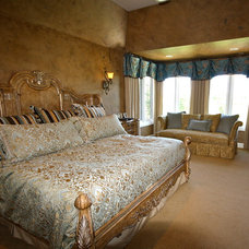 Traditional Bedroom by Renaissance Painted Finishes