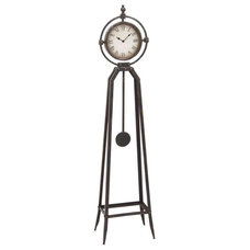 Modern Clocks by Asher Home Decorators