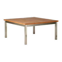 Barlow Tyrie - Equinox Conversational Table - Square
