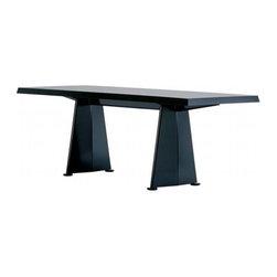 Vitra - Trapèze Table | Vitra - Design by Jean Prouvé, 1950.