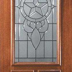 "2Slab Entry Single Door 96 Mahogany Brazos 2 Panel 2/3 Lite Glass - SKU#    P17705-GBrand    GlassCraftDoor Type    ExteriorManufacturer Collection    2/3 Lite Entry DoorsDoor Model    BrazosDoor Material    WoodWoodgrain    MahoganyVeneer    Price    1025Door Size Options      +$percent  +$percent  +$percentCore Type    Door Style    Door Lite Style    2/3 LiteDoor Panel Style    2 PanelHome Style Matching    Door Construction    PortobelloPrehanging Options    SlabPrehung Configuration    Single DoorDoor Thickness (Inches)    1.75Glass Thickness (Inches)    Glass Type    Triple GlazedGlass Caming    Oil Rubbed Bronze , BlackGlass Features    Tempered , BeveledGlass Style    Glass Texture    Glass Obscurity    Door Features    Door Approvals    Wind-load Rated , FSC , TCEQ , AMD , NFRC-IG , IRC , NFRC-Safety GlassDoor Finishes    Door Accessories    Weight (lbs)    295.2Crating Size    25"" (w)x 108"" (l)x 52"" (h)Lead Time    Slab Doors: 7 daysPrehung:14 daysPrefinished, PreHung:21 daysWarranty    One (1) year limited warranty for all unfinished wood doorsOne (1) year limited warranty for all factory?finished wood doors"