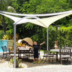 patio furniture and outdoor furniture by noequaldesign.com