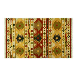 1800-Get-A-Rug - Oriental Rug Anatolian Kilim Reversible Flat Weave Sh6423 - About Flat Weave