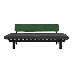 Karup Design - Karup Design Dubstep Sofa, Grey-Botella - The Dubstep Sofabed is Young, fresh, stylish and incredibly versatile whether it's an unexpected guest or as a comfortable lounger.