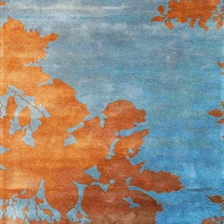 Contemporary Rugs - http://www.alyshaan.com/area-rugs-information/contemporary-rugs