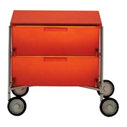 Kartell - Mobil Container and Shelf - Mobil Container and Shelf