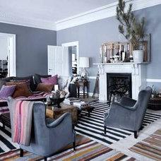 Contemporary  Copenhagen apartment - Jan LivingEtc Magazine