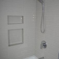 Contemporary Bathroom by Flying Dormer