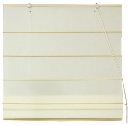 Traditional Roman Shades by Sears
