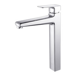 Kraus - Kraus KEF-15500CH Virtus Single Lever Vessel Faucet - Artistic creativity combined with superior technology and style