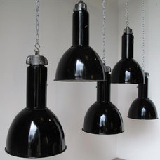 Eclectic Pendant Lighting by Trainspotters