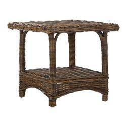 Safavieh - Safavieh Bowen Side Table X-C1356XOF - Safavieh Bowen Side Table X-C1356XOF