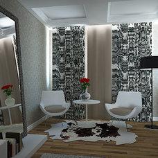 Contemporary  by COSHNEANU design studio