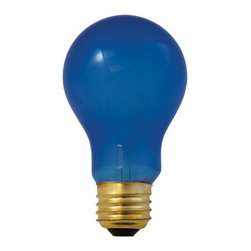 Bulbrite - 60-Watt Plant Grow Light Bulbs - 6 Bulbs - One pack of 6 Bulbs. Provides natural light energy to plants grow. Can also be used for germinating seeds. Perfect for green house lighting, garden and landscape supply. Lamp Type: Incandescent. Color: Plant Grow. Color Temperature: 2700. Dimmable. Wattage: 60. Voltage: 120. AMPs: 0.5. Base: E26. Avg Hours: 2000. Equivalency: 60 Watts. Color Rendering Index (CRI): 100. Beam Spread: 360 degrees. Shape: A19. Maximum Overall Length (MOL): 5. 7.5 in. L x 5 in. W x 4.5 in. H (1.158 lbs.)Light source to help in the growth and germination of plants and seeds