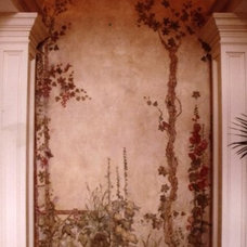 Traditional Family Room by Marina Klima Goldberg - Klima Design Group
