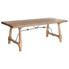 traditional dining tables by Wisteria
