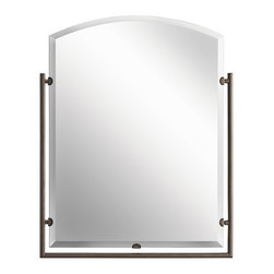 Westwood - Westwood Structures Transitional Mirror X-ZO65014 - Westwood Structures Transitional Mirror X-ZO65014