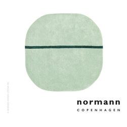Normann Copenhagen Oona Carpet 140x140 - Normann Copenhagen Oona Carpet 140x140