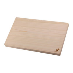 Miyabi - Miyabi 17.75 in. Chopping Board Multicolor - 34535-400 - Shop for Cutting Boards from Hayneedle.com! The Zwilling Miyabi 17.75 in. Chopping Board offers a perfect complement to the Miyabi knife line. Beautifully crafted from a single piece of Hinoki wood it features softened edges a natural finish and a smooth rectangular shape.About Zwilling JA Henckels:JA Henckels has been producing the best in German steel knife design since 1895. Their products are designed for everyday use giving you the maximum value for your money. This modern company uses innovative technology to create the highest-quality products. They're so sure you'll be satisfied with their products that they back each one with a lifetime warranty. With several lines of quality cutlery and other products you're sure to find the perfect housewarming or wedding gift or addition to your own kitchen.