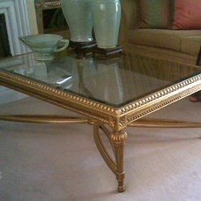 Traditional Coffee Tables by Nefertiti Designs