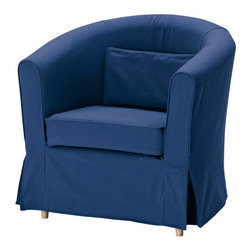 IKEA of Sweden - EKTORP TULLSTA Chair cover - Chair cover, Idemo blue