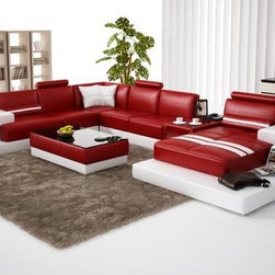 Colorful Sofas -