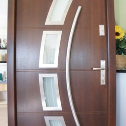 Modern Exterior Doors - Liberty Windoors