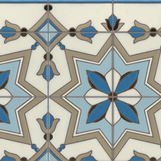 mediterranean kitchen tile by Filmore Clark