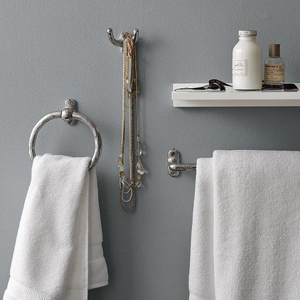 Modern Towel Bars And Hooks by West Elm
